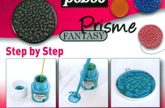 Новата боя за бижута и декориране Fantasy Prisme