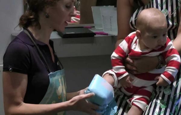 Моделиране: Искате да направите отливка на ръчичката или крачето на вашето бебче?