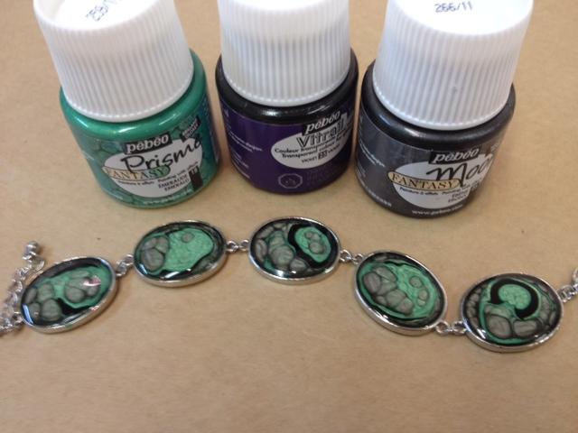 Създайте неповторими бижута с боите Fantasy Prisme