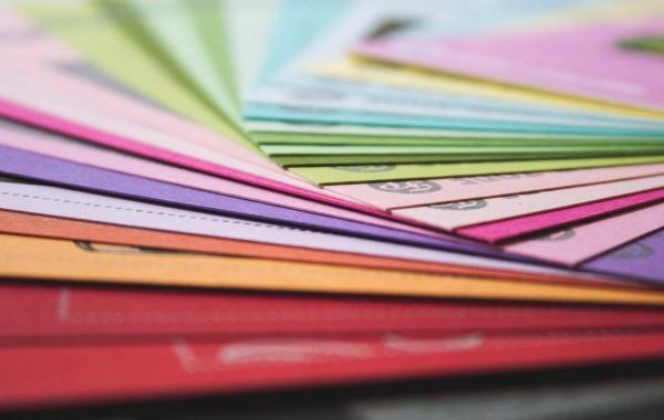 В света на хартията