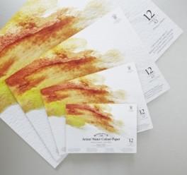 Как да разводните акварелните бои